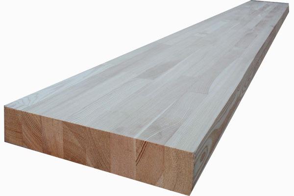 Тетива для лестниц (сосна) 60x300x3-6м Категория А