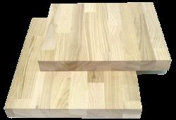 Мебельный щит (сосна) 18x250x3000 мм Сорт Экстра Цельноламельный